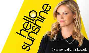 Reese Witherspoon's Hello Sunshine is being sold for nearly $1billion