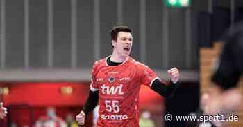 HBL: Valiullin wechselt zum HSV - Wetzlar holt Wagner - SPORT1