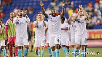 New England back to No. 1, NYCFC on the rise, Nashville holding at No. 4
