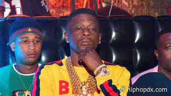 Boosie Badazz Takes Another Shot At Instagram CEO: 'RACIST'