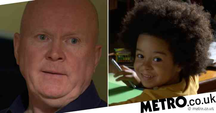 EastEnders spoilers: Phil Mitchell abducts son Raymond Dawkins and goes on the run?