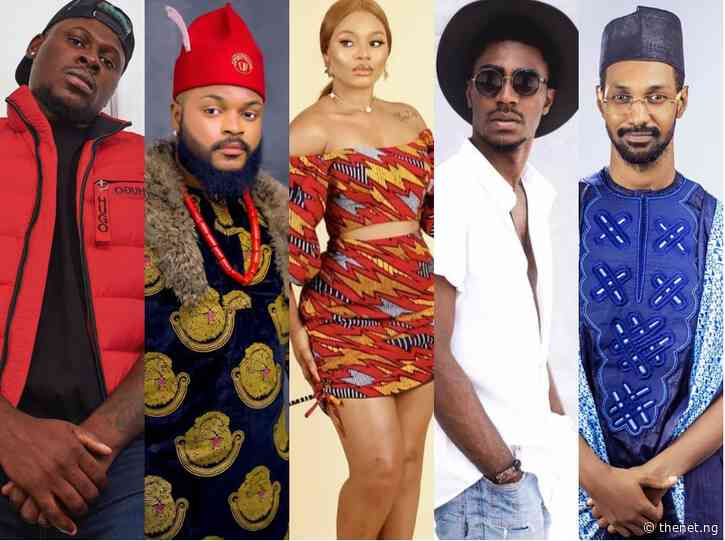 BBNaija: Beatrice, Niyi, Whitemoney, Yerins and Yousef Up For Possible Eviction Following First Live Nomination