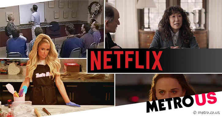 Netflix US August 2021: Best new shows and films including Pray Away, Cooking With Paris, The Kissing Booth 3 and The Chair