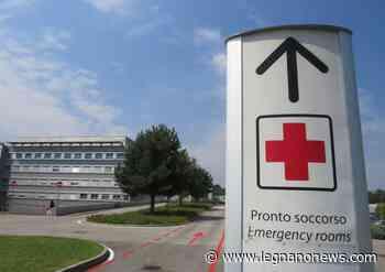 Salute Ospedale di Legnano: otto ricoverati per coronavirus, nessuno era vaccinato - LegnanoNews.it
