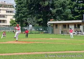Legnano Legnano Baseball sconfitto in casa dallo Junior Parma - LegnanoNews.it