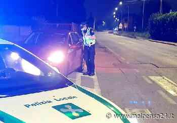 Controlli serali estivi a Legnano: multati 24 automobilisti, un veicolo sequestrato - malpensa24.it