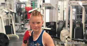 Talented boxer, 16, died from 'unsurvivable' injuries as bike crashed into tree