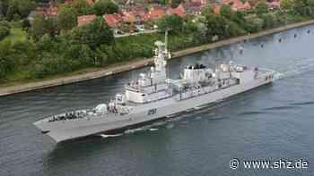 Rendsburg-Eckernförde: Pakistanisches Kriegsschiff mit Luftabwehrraketen und Torpedos fährt durch den NOK | shz.de - shz.de