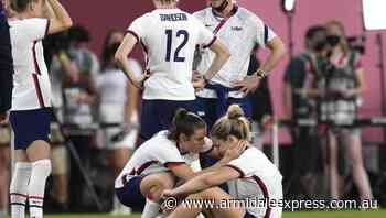 'Everything has been a struggle': Rapinoe - Armidale Express