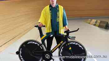 Aussies struggle in track cycling opener - Armidale Express