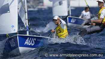 Lack of wind puts Olympic sailing on hold - Armidale Express