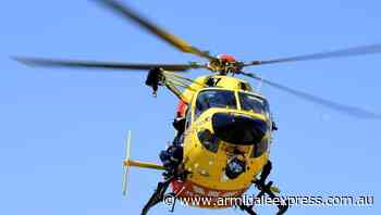 Kayaker rescued from cold Tas wilderness - Armidale Express