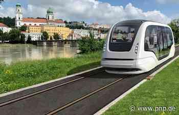 Mit den fahrerlosen Bussen soll es schnell gehen - Passauer Neue Presse