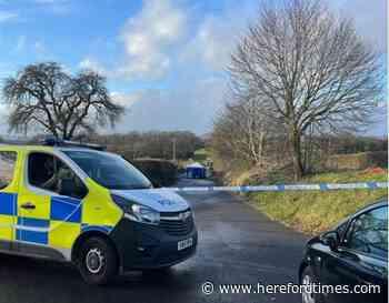 Herefordshire murder suspect perfumed his ex's underwear