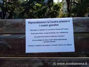Piazza del Popolo: una storia di degrado e abbandono - L'Eco - il giornale di Savona e Provincia