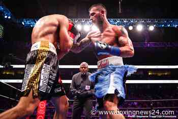 Is Caleb Plant Scared of Unification