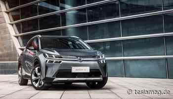Laden schnell wie tanken: Elektroauto Aion V ab September mit neuem Super-Akku geplant - TeslaMag.de