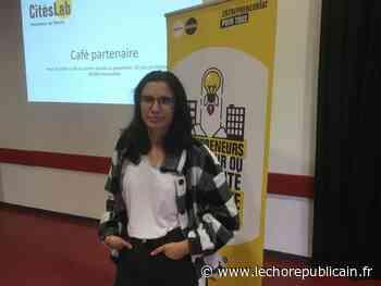 Entrepreneurs - Diane Miguel succède à Noémi Bongage à CitésLab Dreux-Vernouillet - Echo Républicain