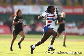 Rugby à 7 - De Vernouillet aux Jeux Olympiques de Tokyo, le bel itinéraire de Séraphine Okemba - Echo Républicain
