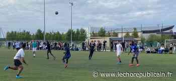 Sport - Football : avec les jeunes des cités de Dreux et Vernouillet pour la CAN des quartiers - Echo Républicain