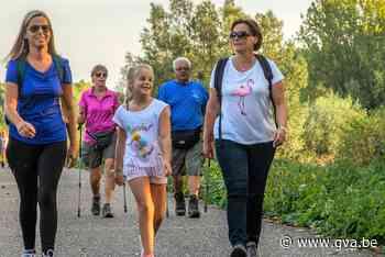 Wandelen en lopen in eigen dorp - Gazet van Antwerpen