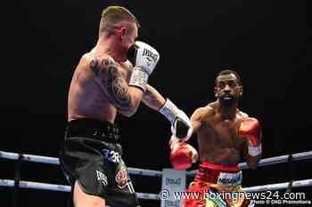 Jamel Herring vs. Shakur Stevenson purse bid ordered by WBO for Aug.9th