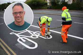 """Cycle group not """"surprised"""" by Brighton and Hove funding cut - The Argus"""