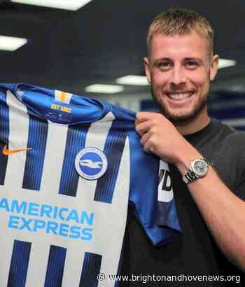 Webster signs five-year deal to stay at Brighton and Hove Albion - Brighton and Hove News