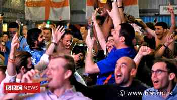 Why bonding over the Euros appeared to increase Covid cases in men