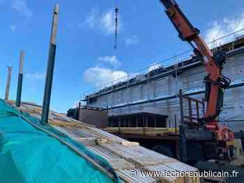 Les grands chantiers de l'été à Vernouillet - Echo Républicain