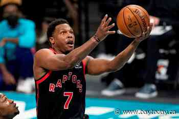 CP NewsAlert: Toronto point guard Kyle Lowry has signed with the Miami Heat
