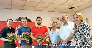Marco Stadtmüller führt die SPD Bexbach-Mitte an - Saarbrücker Zeitung