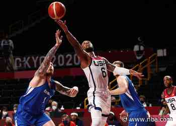 USA Overcomes Slow Start To Defeat Czech Republic, Move On To Quarterfinals