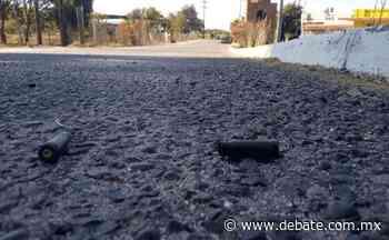 Reportan en redes sociales balaceras, quema de casas y un muerto en Santa Ana, Sonora - Debate