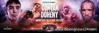 Michael Conlan vs. TJ Doheny this Friday on Espn