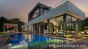 Fantasy home: an opulent north India villa inspired by bygone Urdu culture