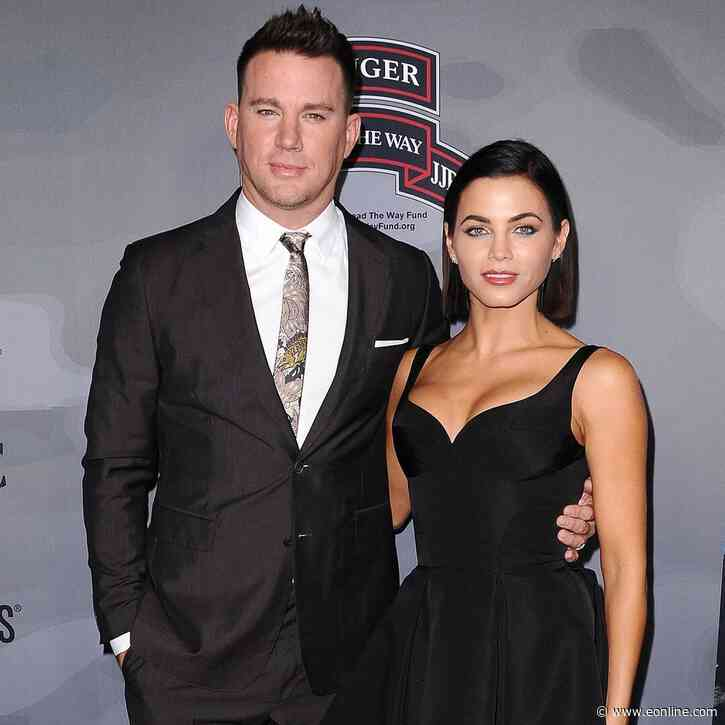 """Jenna Dewan Recalls Being """"Without a Partner"""" After Welcoming Daughter With Channing Tatum - E! NEWS"""