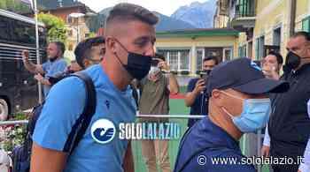 Lazio, la squadra a Fiumicino in partenza per Marienfeld (VIDEO) - Solo la Lazio
