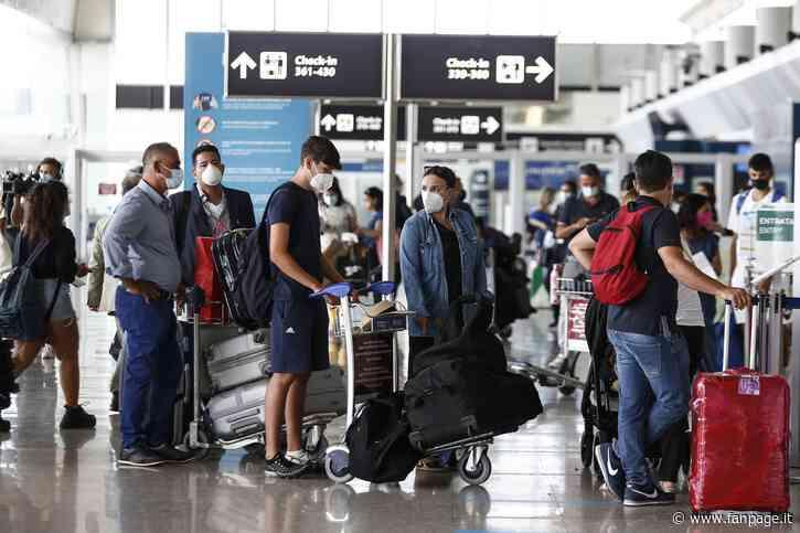 Roma, l'aeroporto di Fiumicino riapre il Terminal 1 - Fanpage.it