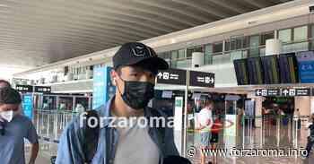 Roma, Shomurodov e Cristante partono da Fiumicino per il Portogallo – VIDEO - ForzaRoma.info