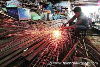 PMI: Manufacturing activity hits three-month high in July