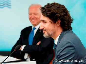 In call with Biden, Trudeau talks trade, border 'collaboration' and Olympic soccer