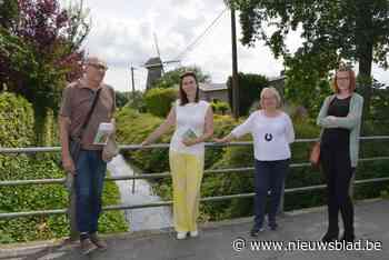 Ontdek een van oudste kanalen van Gent met nieuwe fiets- en wandelroute - Het Nieuwsblad