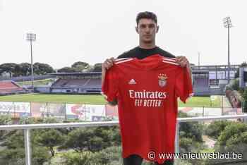 Officieel: Roman Yaremchuk trekt naar Benfica, AA Gent vangt 17 miljoen euro en nog eens 25% bij eventuele doorverkoop - Het Nieuwsblad