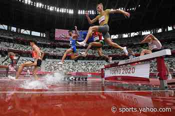 Hillary Bor Fails to Advance in Steeplechase as Track and Field Begins - Yahoo Sports