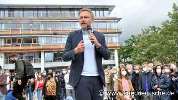 FDP-Chef will Finanzminister werden - Süddeutsche Zeitung