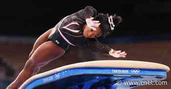 Tokyo Olympics: Simone Biles to compete in balance beam final, how to watch     - CNET