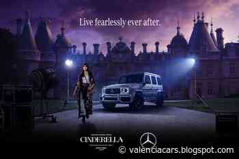 """Mercedes-Benz se une a Amazon en la campaña """"Cenicienta"""" para fomentar el empoderamiento femenino - valenciacars"""