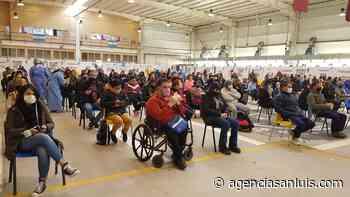 Agosto comenzó con la aplicación de segundas dosis en Villa Mercedes - Agencia de Noticias San Luis