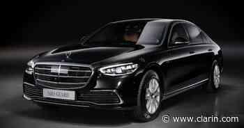 Mercedes-Benz blindado: cómo es el auto de serie más seguro del mundo - Clarín